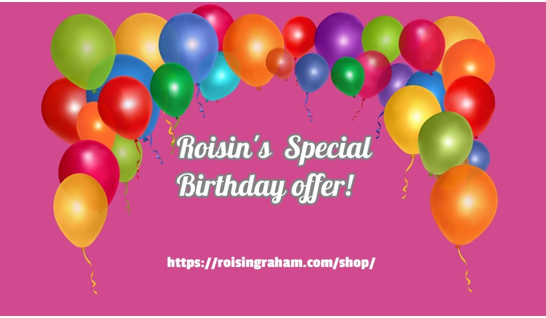 Special Birthday Offer – 50% OFF ALL SOUND ESSENCE PRODUCTS